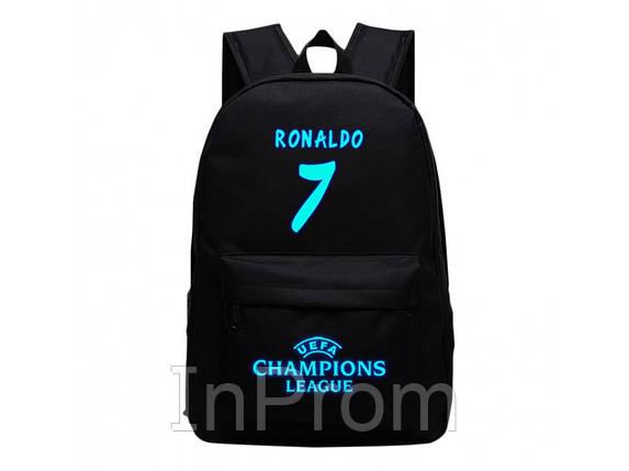 Рюкзак Cristiano Ronaldo, фото 2