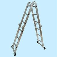 Лестница универсальная - трансформер Кентавр (4х3) (3.7 м)