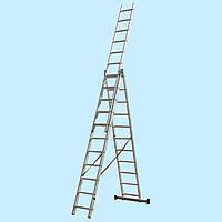 Лестница универсальная КЕНТАВР 3х8м (5 м)