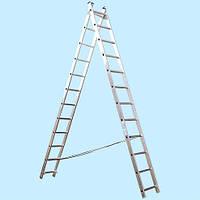 Универсальная лестница Кентавр (2х12) (5.92 м)