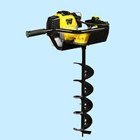 Мотобур бензиновый Кентавр МБР-4315Н 2.4 л.с. (шнек 150 мм)