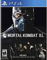 Игра Mortal Kombat XL (PS4)