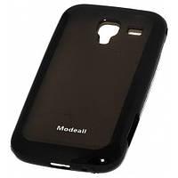 Чохол Modeall Durable Case Samsung S6102 Galaxy Y Duos Black