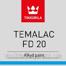 Краска-грунт Тиккурила Темалак ФД20, 18л