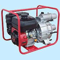 Мотопомпа бензиновая WEIMA WMPW80-26 (78 м³/час) для грязной воды
