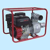 Мотопомпа бензиновая WEIMA WMQGZ100-30 (120 м³/час)