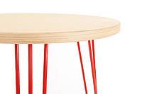 Стол Circle High 1200 (Ножки-шпильки Hairpinlegs ua)