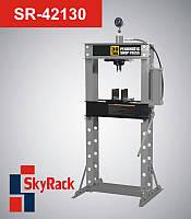 SR - 42130 Пресс гаражный пневмогидравлический напольный