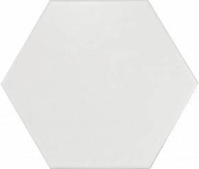Плитка Hexatile Blanco Mate 17,5х20