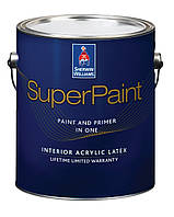 Краска SW Superpaint Interior Latex для интерьера