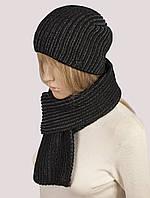 Комплект WK-520 шапка шарф