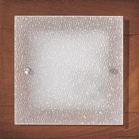 Светильник настенно-потолочный Vesta Light орех 1*60 Вт 27552