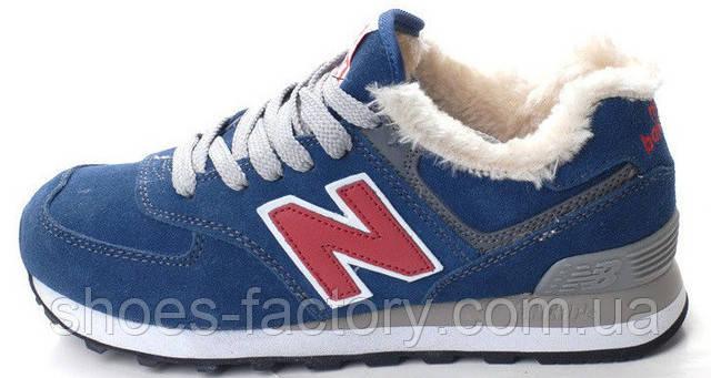 New Balanceзимние кроссовки на меху