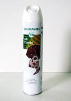 Уход-аэрозоль для кожи,замши и текстиля Salamander All Combi для любого цвета.