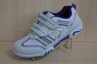 Подростковые кроссовки на девочку, модная стильная спортивная обувь недорого тм Тom.m р. 34, фото 1