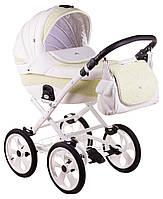Детская коляска 2 в 1 Adamex Sofia кожа 50% 898 S