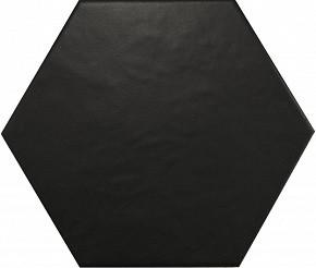 Плитка Hexatile Negro Mate 17,5х20