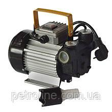Насос для перекачки дизельного топлива БЕНЗА Н220-60, 220В, 60 л/мин