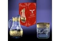Набор кувшин и стаканы Мускат 3944/807 7 предметов