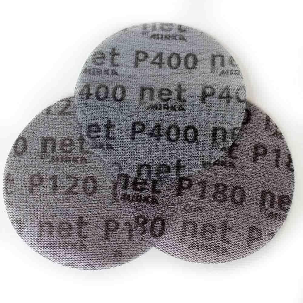 Круг шлифовальный 150мм Mirka Autonet Автонет P180