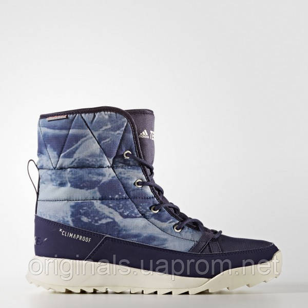 Теплые женские ботинки Adidas TERREX Choleah Padded CP BY9082