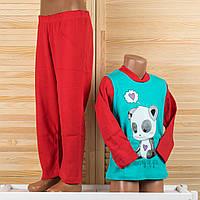 Детская пижама на девочку Турция. Moral 04-2 4/5. Размер на 4/5 лет.