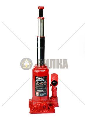 Домкрат 2т бутылочный двухштоковый, Дорожная Карта dbj-2HPVC, фото 2