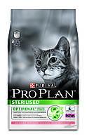 Корм для стерилизованных кошек Pro Plan After Care Salmon - лосось