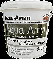 Клей для тяжелых обоев «Аква - Амил» 1,0 кг