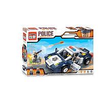 """Конструктор Brick (307 деталей) серия """"Police"""" 1910"""