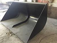Ковш для телескопического погрузчика 3 куб.м., фото 1