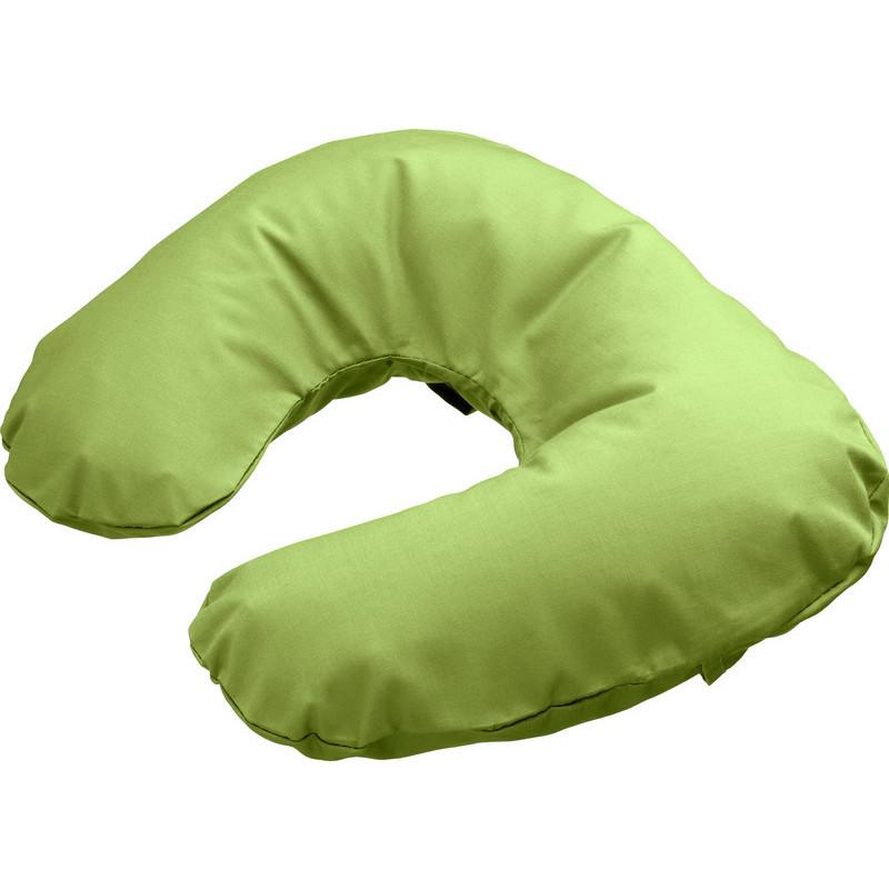 Декоративная полукруглая подушка модель 1 Салатовый