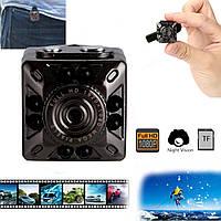 МИНИ КАМЕРА AMBERTEK SQ10 HD 1080P С НОЧНОЙ ПОДСВЕТКОЙ И ДАТЧИКОМ ДВИЖЕНИЯ, фото 1