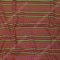 Ткань на шторы с украинской вышивкой Плахта ТДК-11 6/1, фото 1