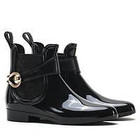 Резиновые женские ботинки.Хит продаж этой осени! размеры 36-41