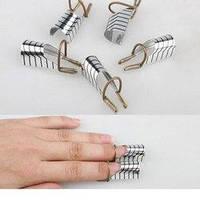 Формы многоразовые для наращивания ногтей,