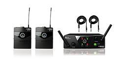Радиосистема инструментальная AKG WMS40 Mini2 Instr