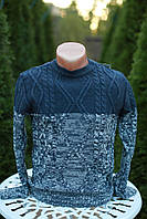 Подростковый зимний свитер