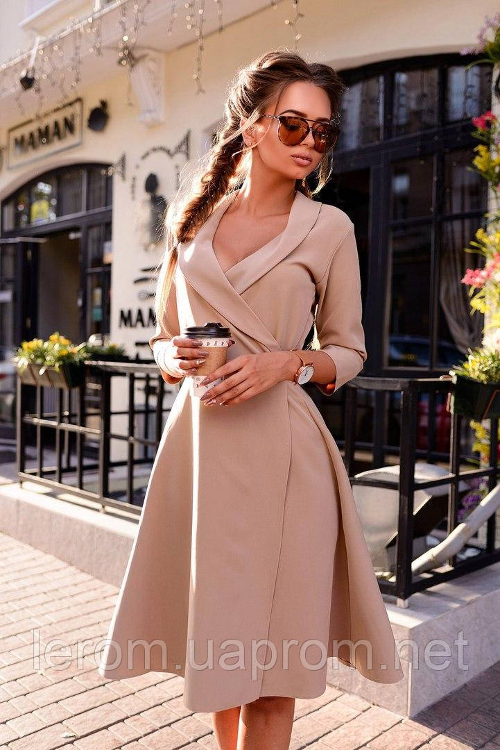 Модное женское платье. Хит сезона