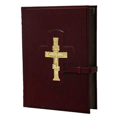 Библия с крестом (24*18*5)