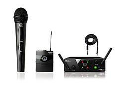 Радиосистема вокально-инструментальная AKG WMS40 Mini2 Mix