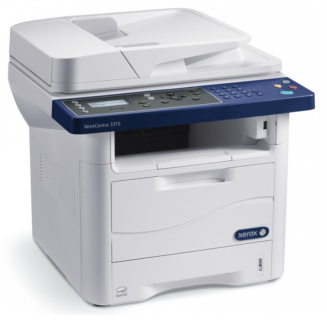 Перепрошивка Xerox WC 3315/WC 3325