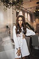 Платье новая коллекция норма крепдайвинг, двухсторонние паетки