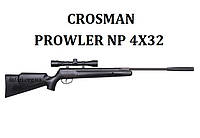 Пневматическая винтовка Crosman Prowler NP 4x32