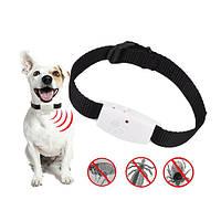 Ошейник от блох и клещей для собак и кошек ультразвуковой (PPR-8669)
