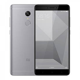 Смартфон Xiaomi Redmi Note 4X  3/16Gb Grey (SNAPDRAGON) CDMA/GSM+GSM