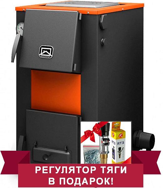 Твердопаливний котел Теплодар Куппер ОВК 18