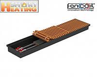 Конвектор FanCOil (фанкойл) FC 75 mini (170/75/1000 мм)