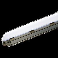 Светильник линейный, 1200мм, 40Вт, 3600Лм, 5000К, IP65, алюминий