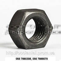 Гайка шестигранная к высокопрочным болтам от М16 до М48,ГОСТ 22354-77,ГОСТ Р 52645-2006,DIN 6915, ISO 7414